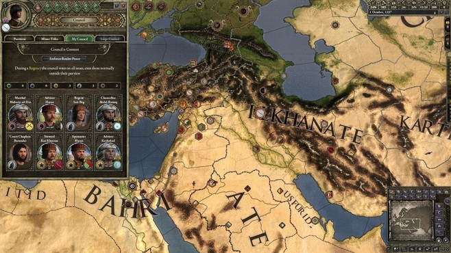 Crusader Kings II: Conclave Screenshot 5