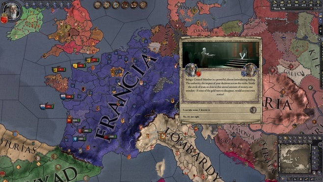 Crusader Kings II: Conclave Screenshot 7