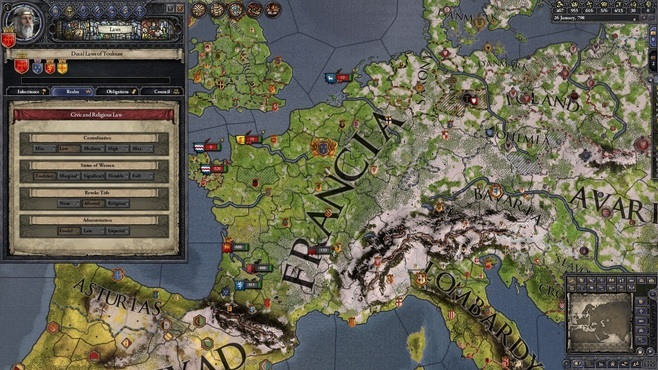 Crusader Kings II: Conclave Screenshot 8