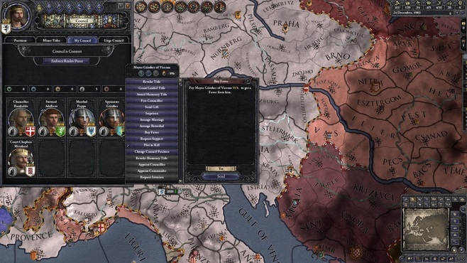 Crusader Kings II: Conclave Screenshot 9