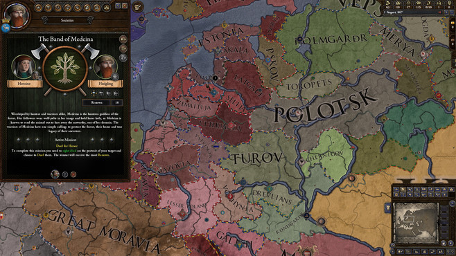 Crusader Kings II: Holy Fury Screenshot 1