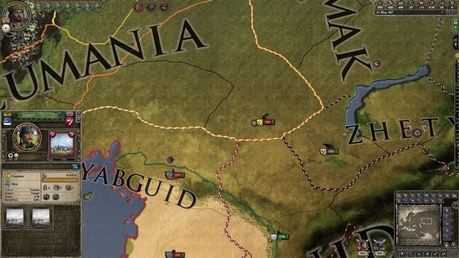 Crusader Kings II: Horse Lords Screenshot 1
