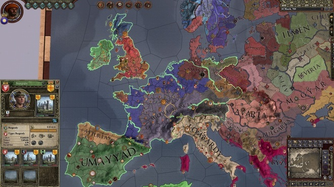 Crusader Kings II: Horse Lords Screenshot 2