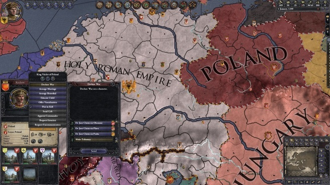 Crusader Kings II: Horse Lords Screenshot 4
