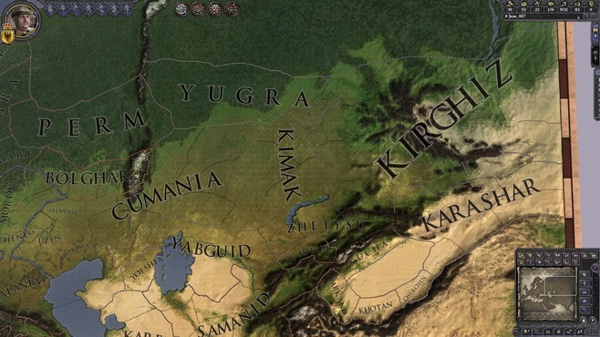 Crusader Kings II: Horse Lords Screenshot 6