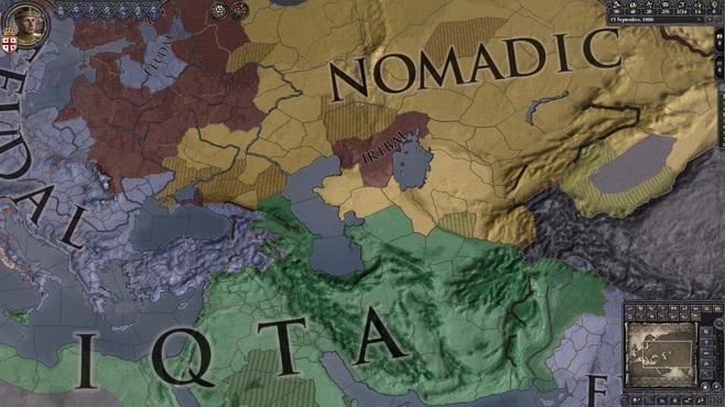 Crusader Kings II: Horse Lords Screenshot 8