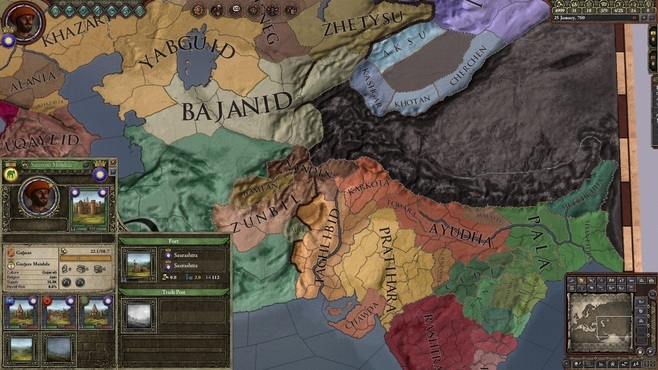 Crusader Kings II: Horse Lords Screenshot 9