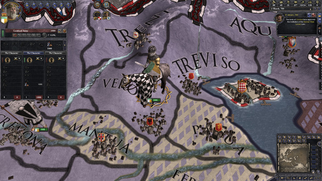 Crusader Kings II: Horse Lords Content Pack Screenshot 2