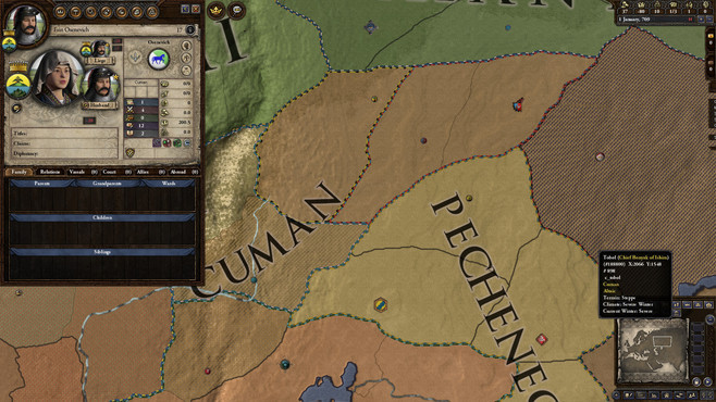 Crusader Kings II: Horse Lords Content Pack Screenshot 3