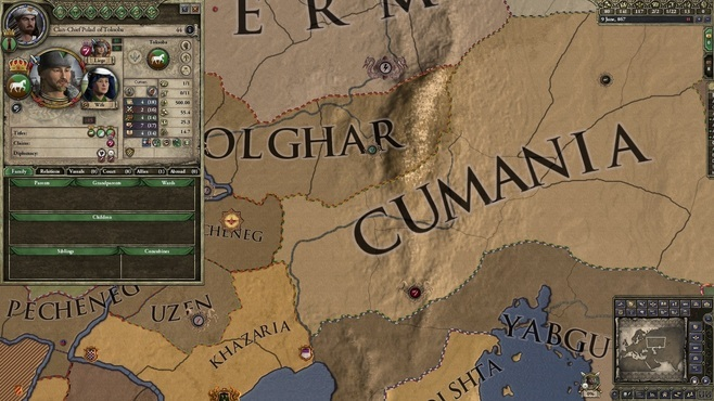 Crusader Kings II DLC Collection Screenshot 3