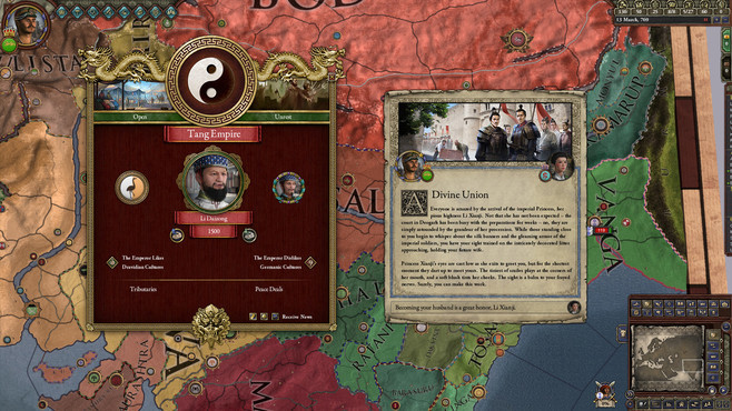 Crusader Kings II: Jade Dragon Screenshot 3