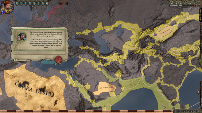 Crusader Kings II: Jade Dragon Screenshot 4