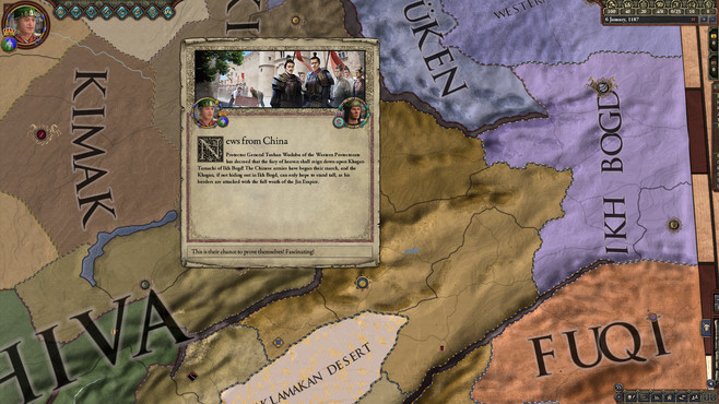 Crusader Kings II: Jade Dragon Screenshot 6