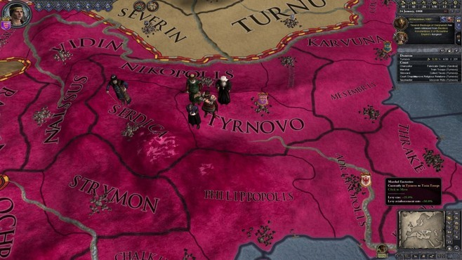 Crusader Kings II: Legacy of Rome Screenshot 4
