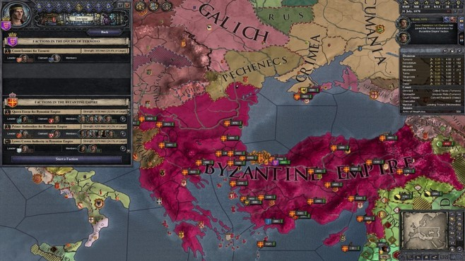 Crusader Kings II: Legacy of Rome Screenshot 5