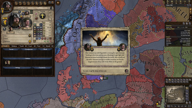Crusader Kings II: Monks and Mystics Screenshot 5