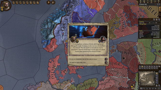 Crusader Kings II: Monks and Mystics Screenshot 6