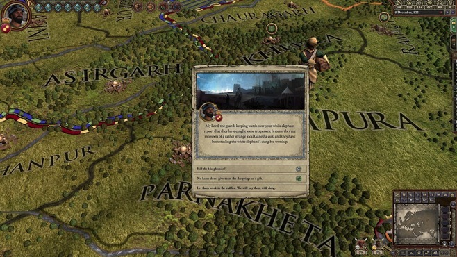 Crusader Kings II: Rajas of India Screenshot 9
