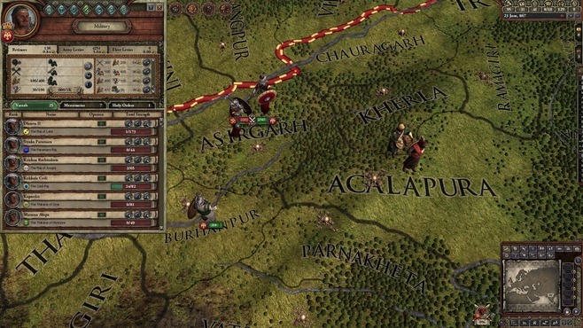 Crusader Kings II: Rajas of India Screenshot 10