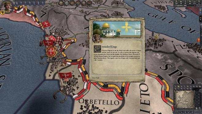 Crusader Kings II: Sons of Abraham Screenshot 8