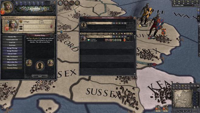 Crusader Kings II: Sons of Abraham Screenshot 5