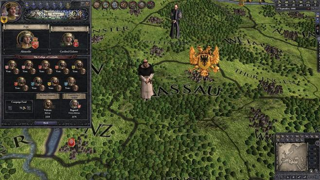 Crusader Kings II: Sons of Abraham Screenshot 1