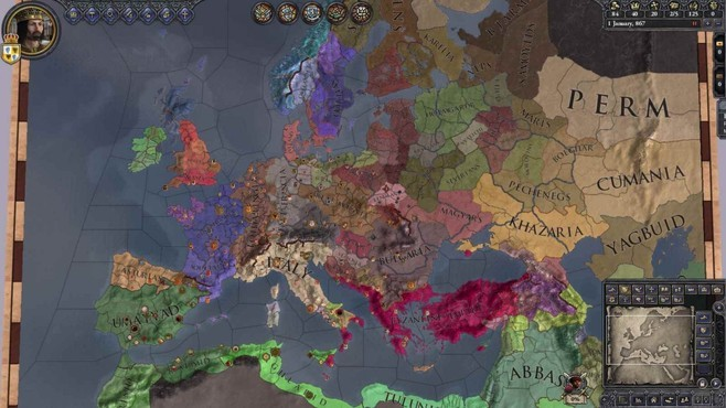 Crusader Kings II: The Old Gods Screenshot 7