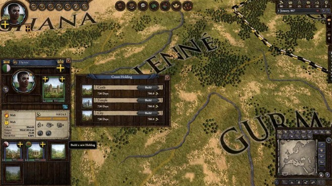 Crusader Kings II: The Old Gods Screenshot 9