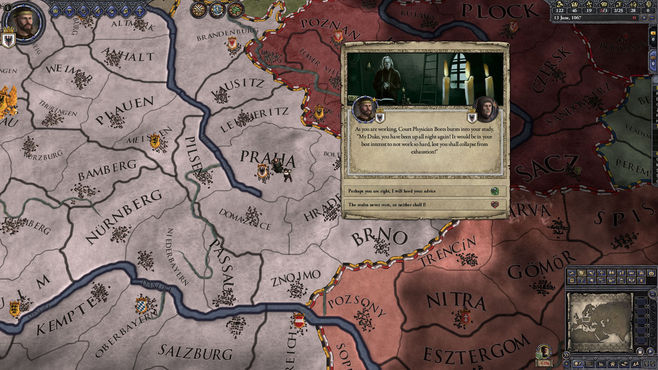 Crusader Kings II: The Reaper's Due Screenshot 4