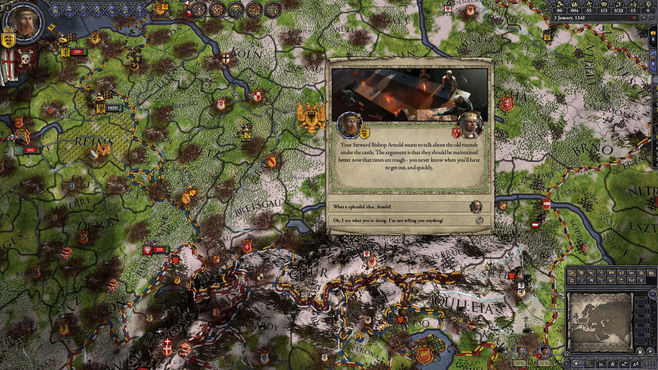 Crusader Kings II: The Reaper's Due Screenshot 5