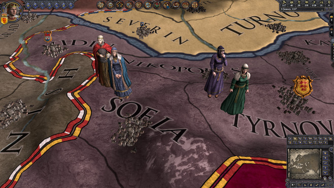Crusader Kings II: The Reaper's Due Content Pack Screenshot 1
