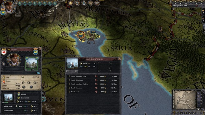 Crusader Kings II: The Republic Screenshot 1