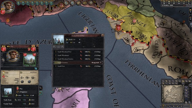 Crusader Kings II: The Republic Screenshot 3