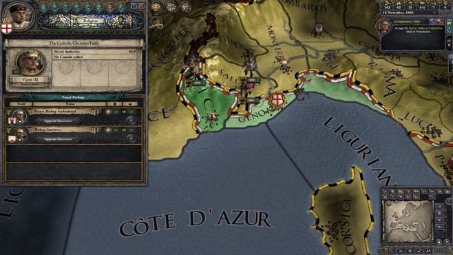 Crusader Kings II: The Republic Screenshot 4