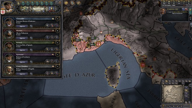 Crusader Kings II: The Republic Screenshot 6