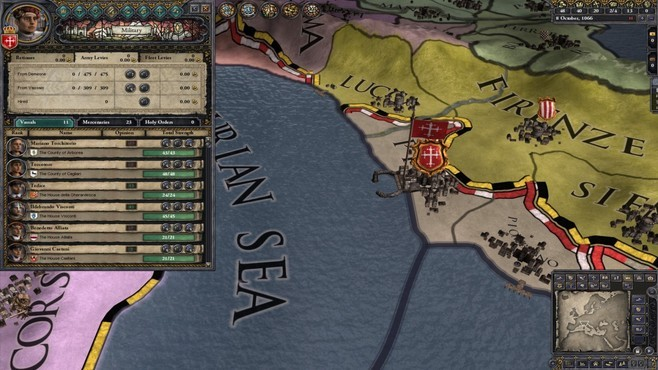 Crusader Kings II: The Republic Screenshot 7