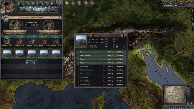 Crusader Kings II: The Republic Screenshot 8