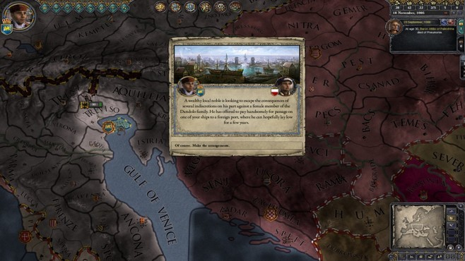 Crusader Kings II: The Republic Screenshot 9
