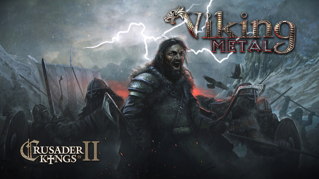 Crusader Kings II: Viking Metal Screenshot 1