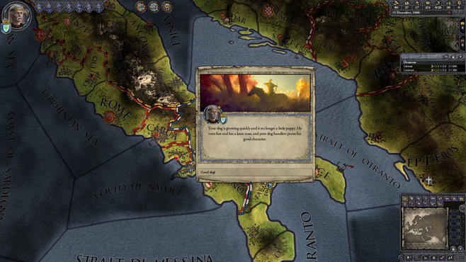 Crusader Kings II: Way of Life Screenshot 5