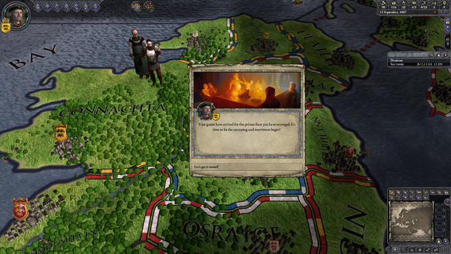 Crusader Kings II: Way of Life Screenshot 6