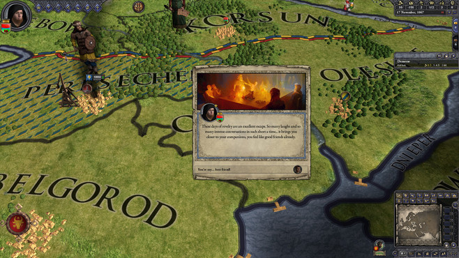 Crusader Kings II: Way of Life Screenshot 7