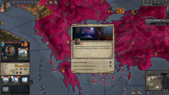 Crusader Kings II: Way of Life Screenshot 8