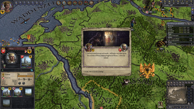 Crusader Kings II: Way of Life Screenshot 9