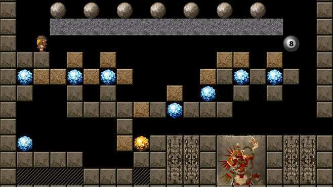 Crystal Cave Gold Screenshot 4