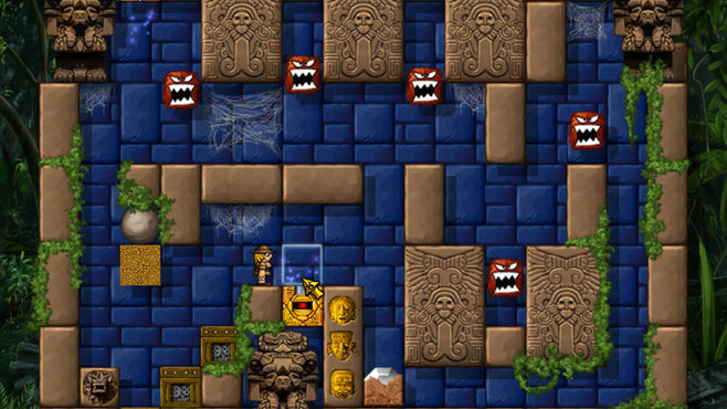 Crystal Cave Lost Treasure Screenshot 4
