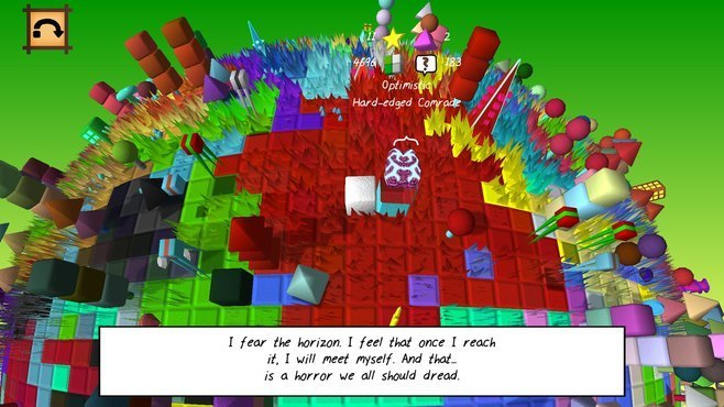 Cube & Star: An Arbitrary Love Screenshot 11