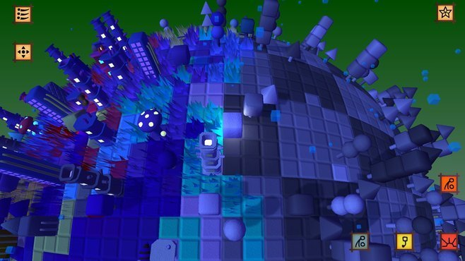Cube & Star: An Arbitrary Love Screenshot 12