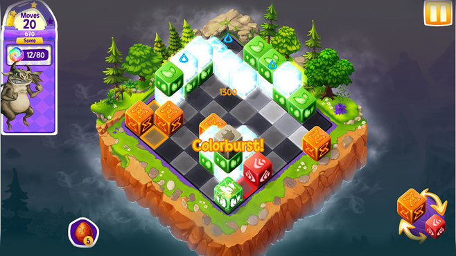 Cubis Kingdoms Collector's Edition Screenshot 1