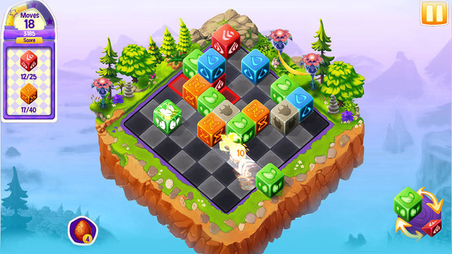 Cubis Kingdoms Collector's Edition Screenshot 2